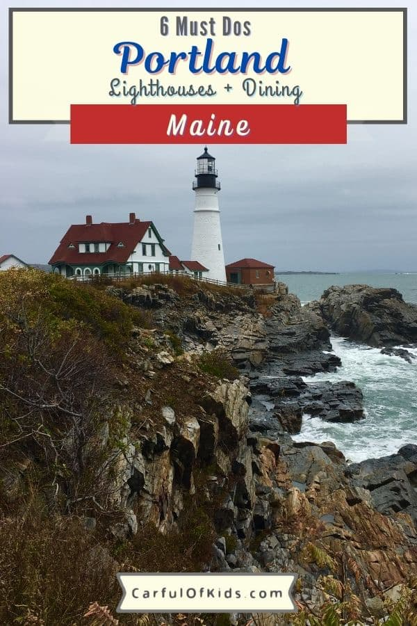 Lighthouses and Lobsters are a must for Maine, especially Portland. See top Maine lighthouses and sample the best of Maine seafood, like chowder. Save room for dessert and baked goods. Find out where to shop in the Old Port area. Where to eat in Portland Maine | What to do in Portland | Lighthouses near Portland Maine  #Portland #Maine