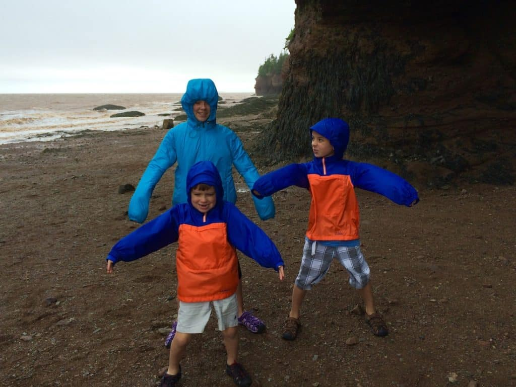 What to do at the Bay of Fundy with Kids.