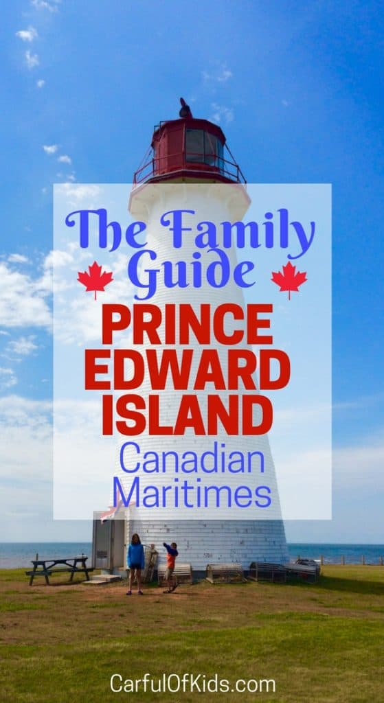 Explore Prince Edward Island with your family for lighthouses, clamming and Canadian history. Along with learning more about the famous red-headed Anne of Green Gables in the Canadian Maritimes.