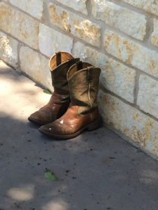 Texas boots and Austin pools for kids