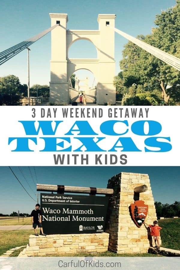 Waco Texas offers a National Park Service site, a museum dedicated to soda, a top zoo along with top-notch burger joints. Learn about the Texas Rangers, an elite law enforcement group, the furry mammoths and the Chisholm Trail. #Waco #Texas