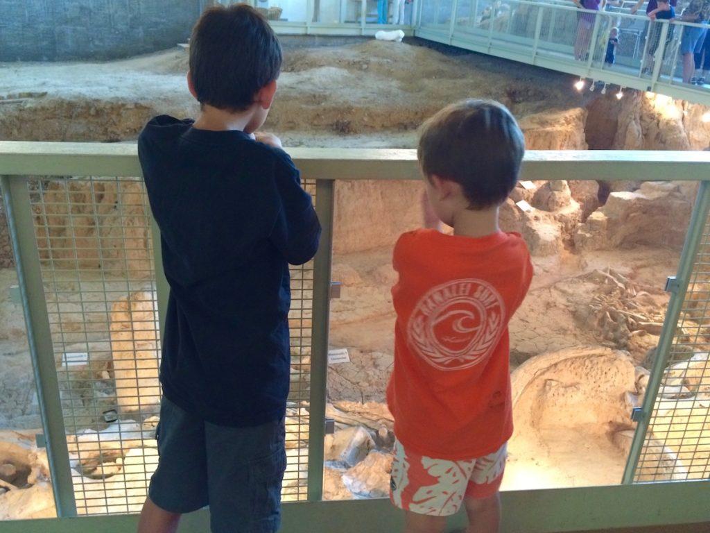 Waco Mammoth NPS. Things to do in Waco with kids.