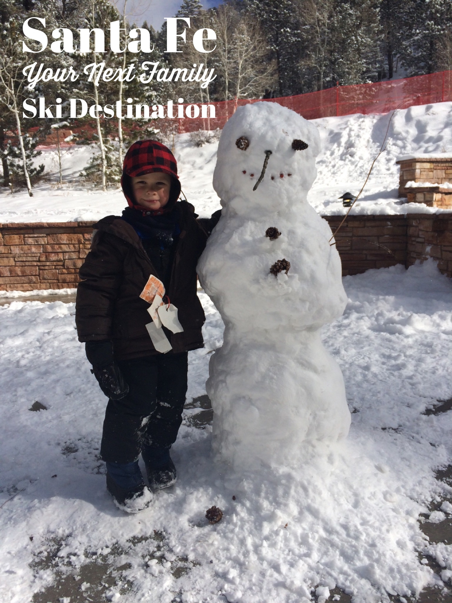 Santa Fe offers lots of options for families on a budget. Ski Santa Fe