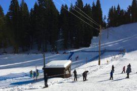 Granlibakken Tahoe Ski Resort for families