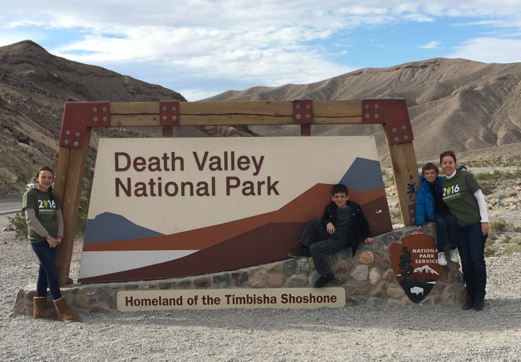 Don't let the name discourage you, explore Death Valley with your kids. national parks,