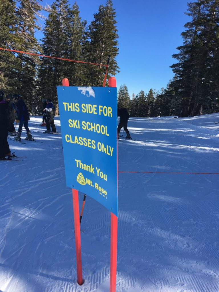 Mt. Rose Ski Tahoe. Mt. Rose Ski Tahoe for Kids