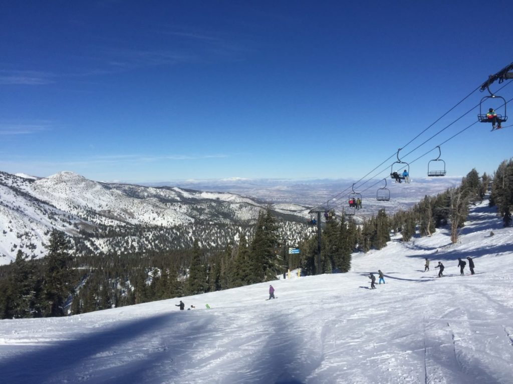Mt. Rose Ski Tahoe for Kids
