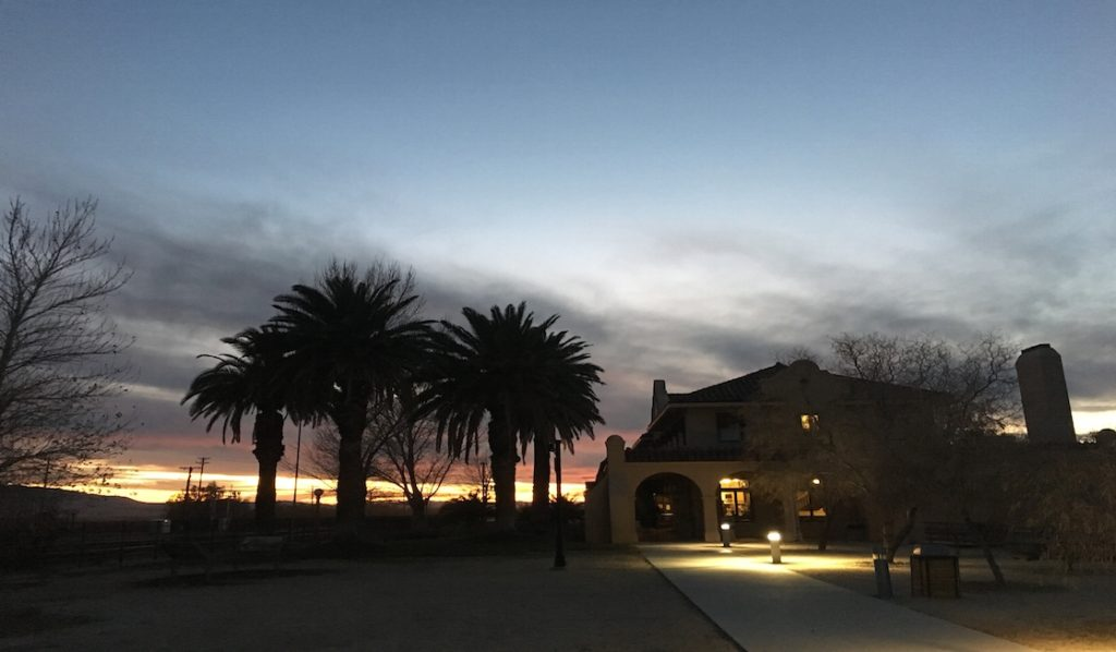 The Kelso Depot is a great stop for the train lovers in your family. Mojave National Preserve