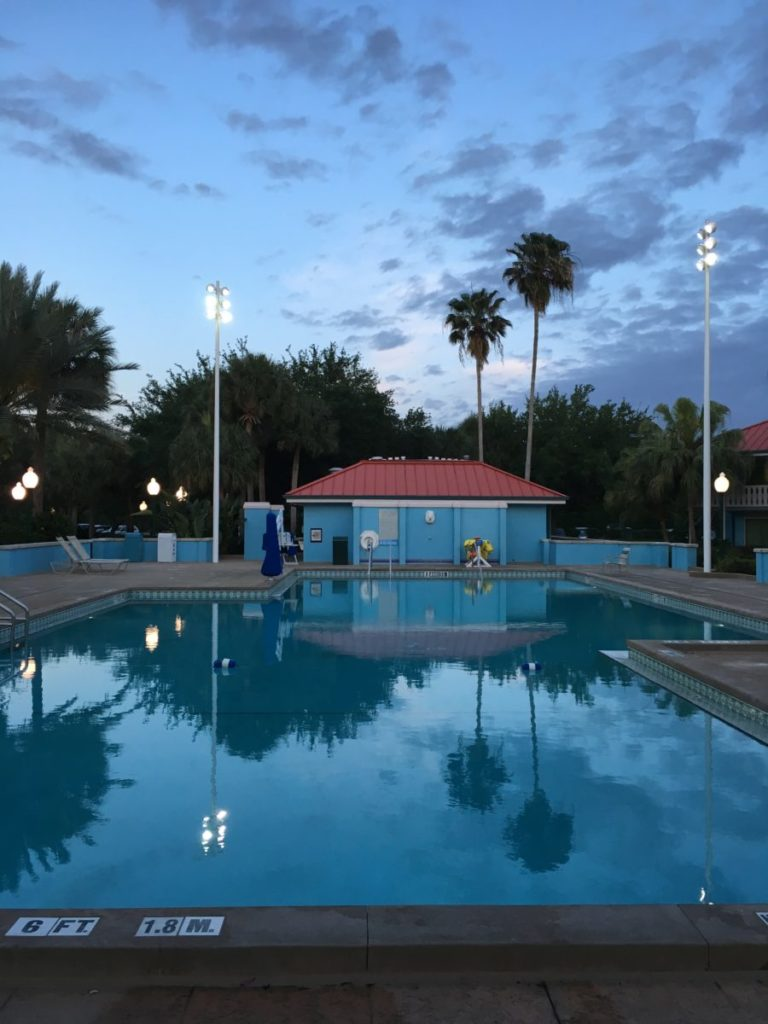 Need a quieter pool, with pools in every village that's not a problem. Caribbean Beach Review, Walt Disney World,