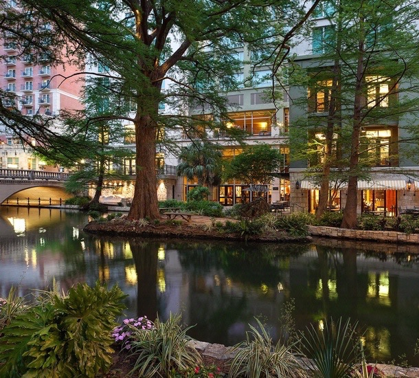 The Contessa Hotel is an all-suite boutique hotel along the banks of the San Antonio River Walk. Hotel Review,