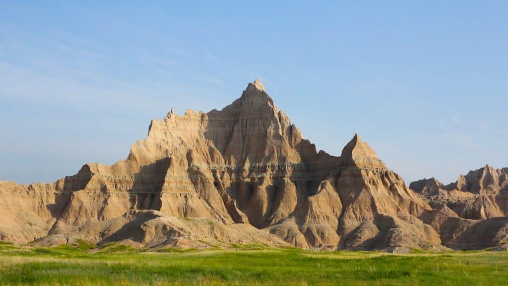 Badlands National Park, Black Hills with kids, South Dakota,