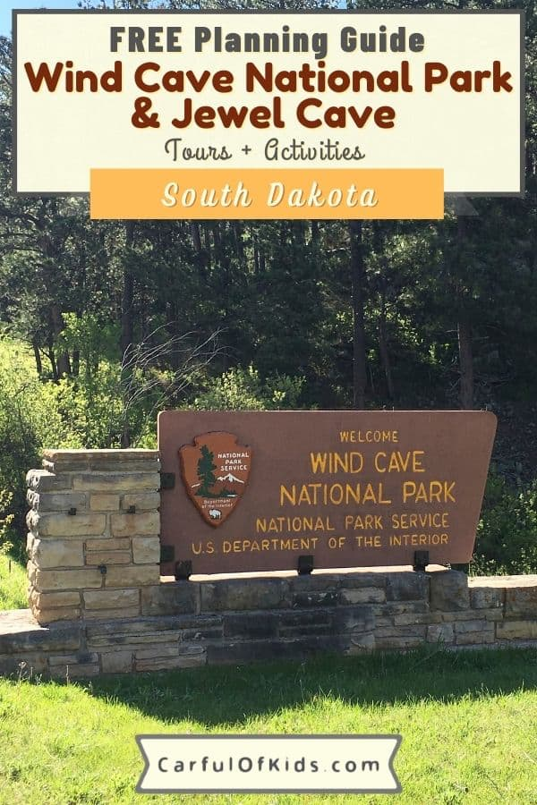 Add Wind Cave or Jewel Cave to your South Dakota itinerary when you visit the Black Hills. Got all the details for visiting, like cave tour descriptions, hiking, picnicking and camping. What to do at Wind Cave National Park   What to do to at Jewel Cave National Monument   Where to go in South Dakota #NationalParks #SouthDakota