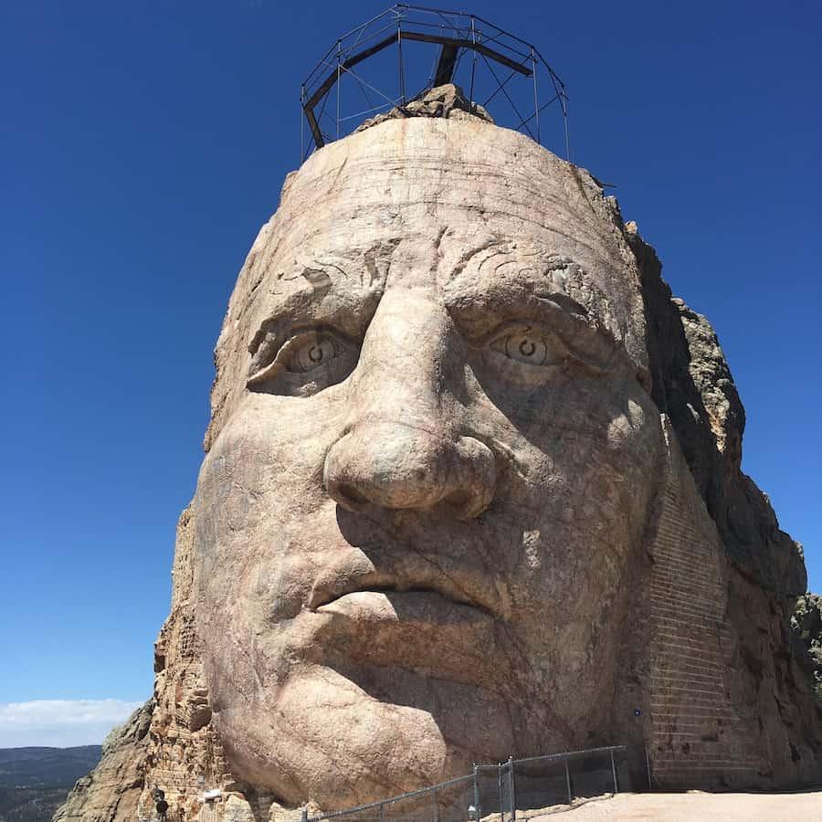 Black Hills for Kids, Crazy Horse Memorial, South Dakota for families,