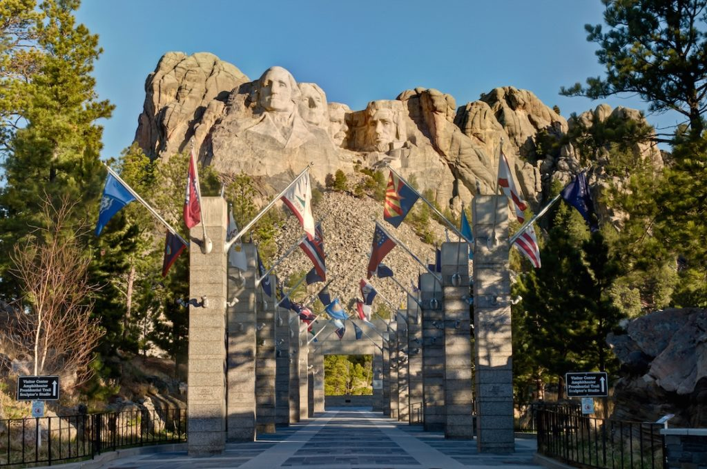 Things to do in South Dakota with kids, Mount Rushmore, Black Hills with kids,