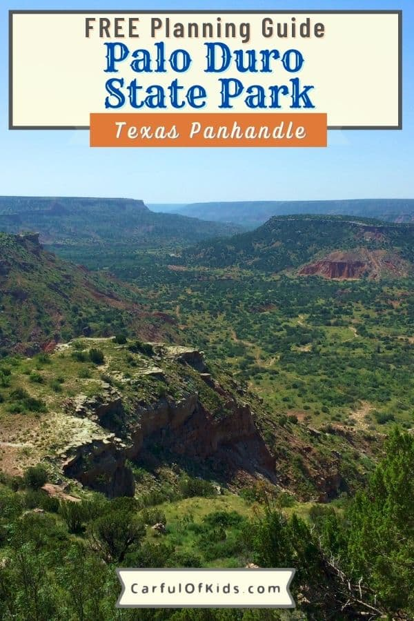Located in the Texas Panhandle, Palo Duro State Park offers camping, historic cabins and glamping sites. For fun, take a hike, a horseback ride or see a musical production during the summer. As the second largest canyon in the U.S. this Texas State Park is a top destination. Where to go Camping in Texas | Best cabins in Texas | What to do in Palo Duro State Park #Texas #TexasCabins