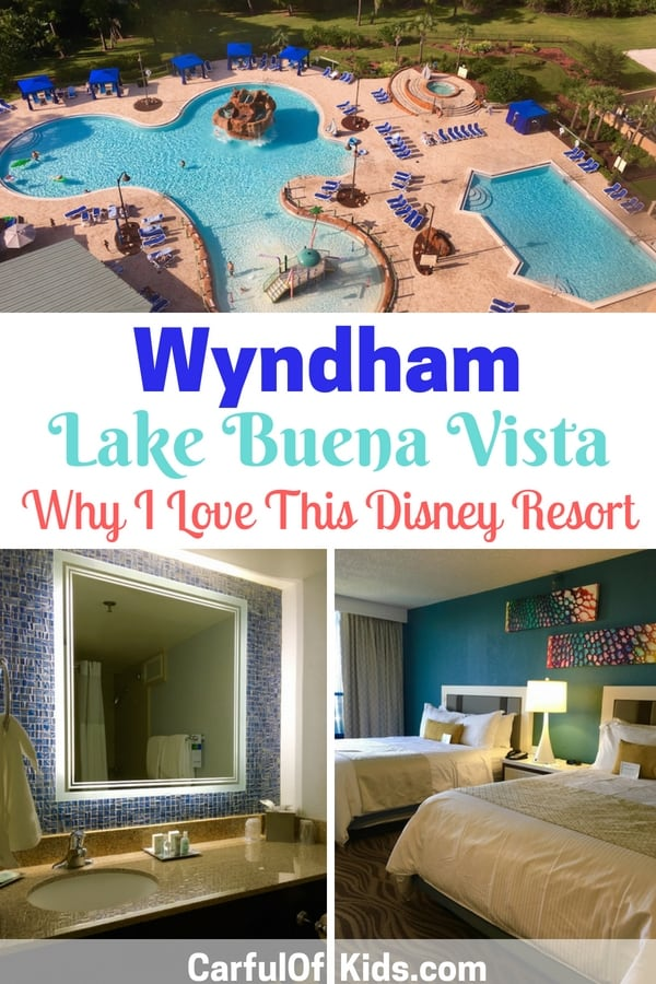 Looking for family fun away from the Walt Disney World? Wyndham Lake Buena Vista is the closest resort to all that Disney Springs has to offer, like dining, shopping and kids activities day and night.
