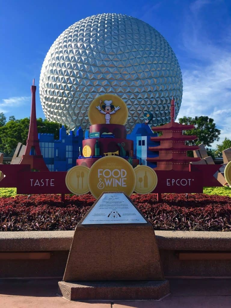 What's new at Epcot's International Food and Wine festival