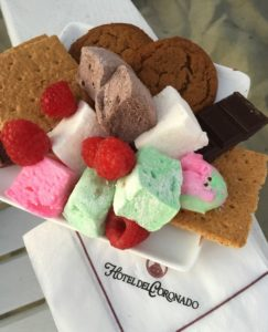best s'mores on the beach, what to do with kids on Coronado, best beaches in San Diego,