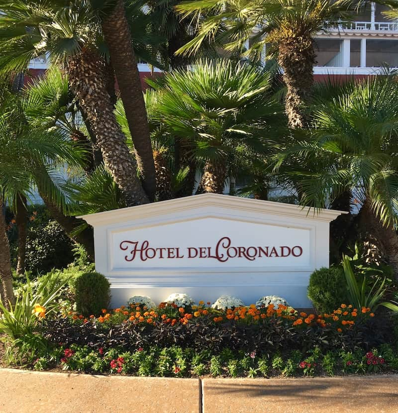 things to do in Coronado with kids, Hotel del Coronado with kids,
