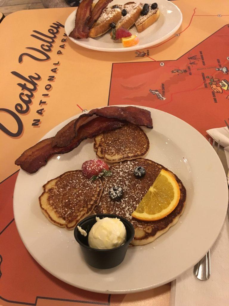 Breakfast in DVNP