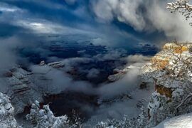 Grand Canyon Winter