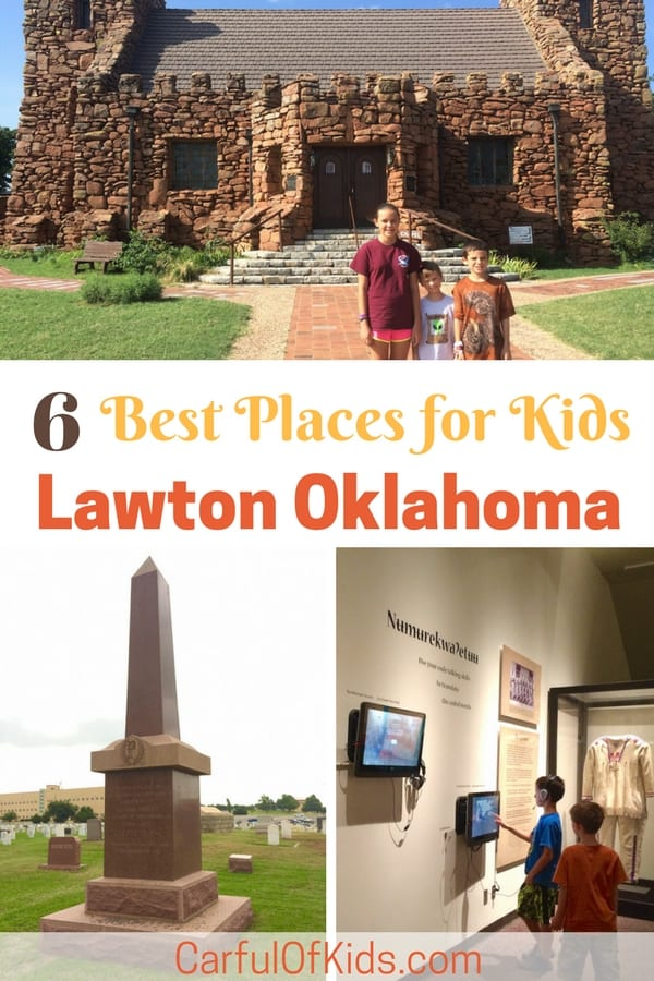 Lawton, Oklahoma offers several sights perfect for family travelers. Learn about the Comanche people and the Last Comanche Chief Quanah Parker along with exploring a wildlife refuge.