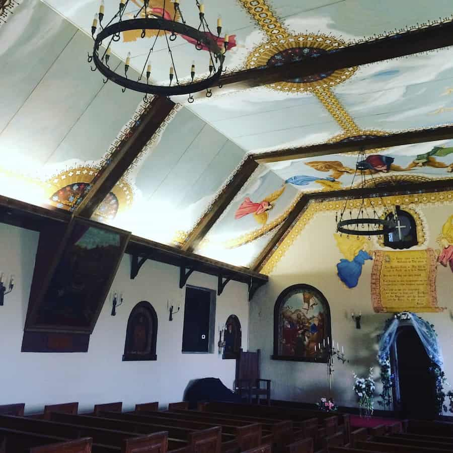 Explore the World Chapel at the Holy City of Wichita when you explore Lawton with kids