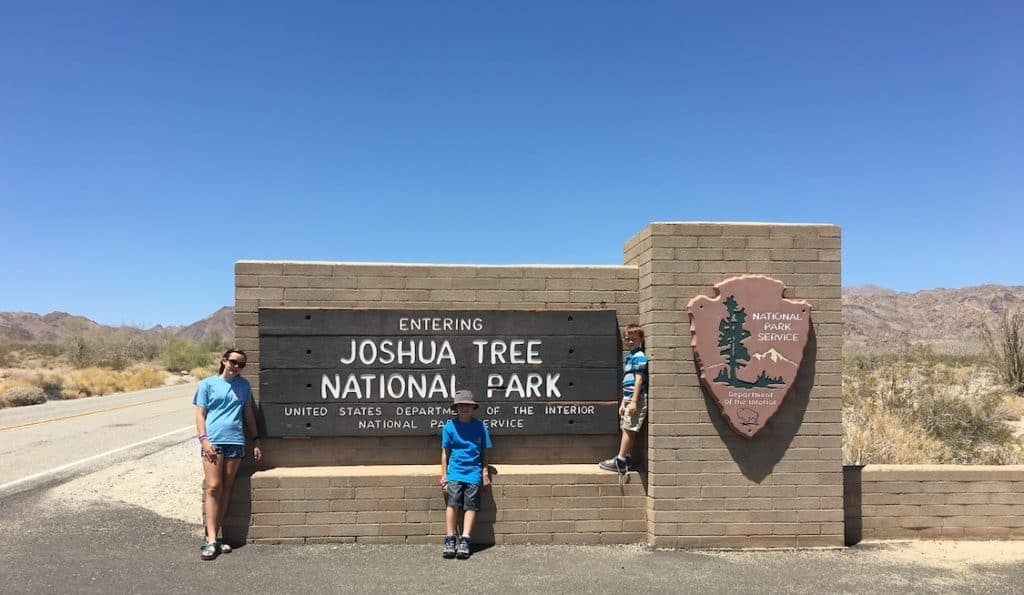 Discover Joshua Tree National Park with kids.