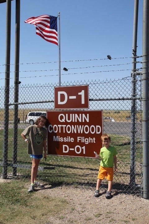 Launch A Missile With Kids Minuteman Missile National