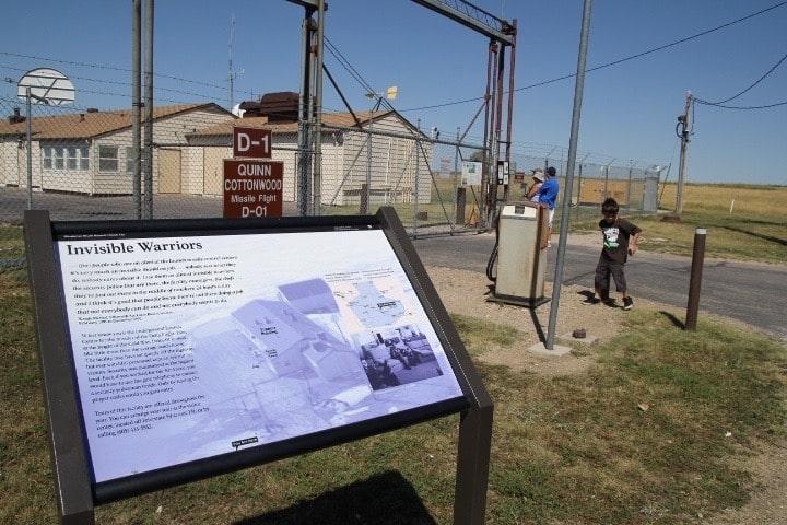 Explore the Minuteman Missile Site in South Dakota.