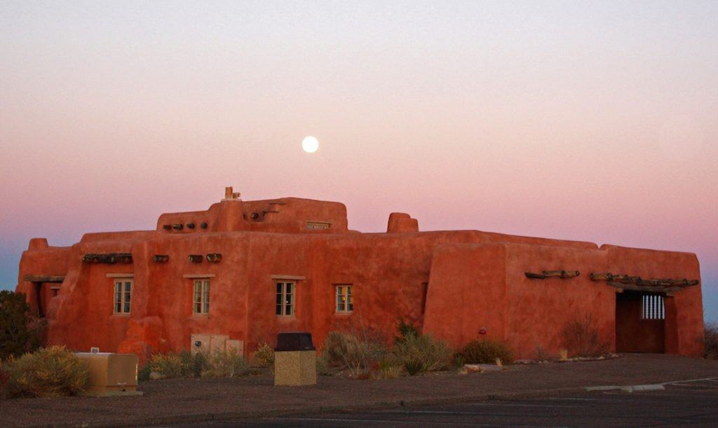 Add the Painted Desert Inn to your Arizona Family Road Trip in Petrified Forest.