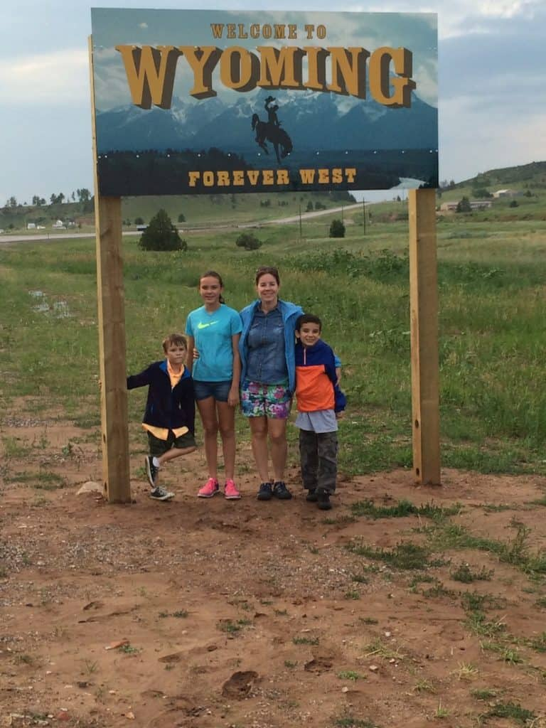 Wyoming offers lots of National Park Service sites in Wyoming.