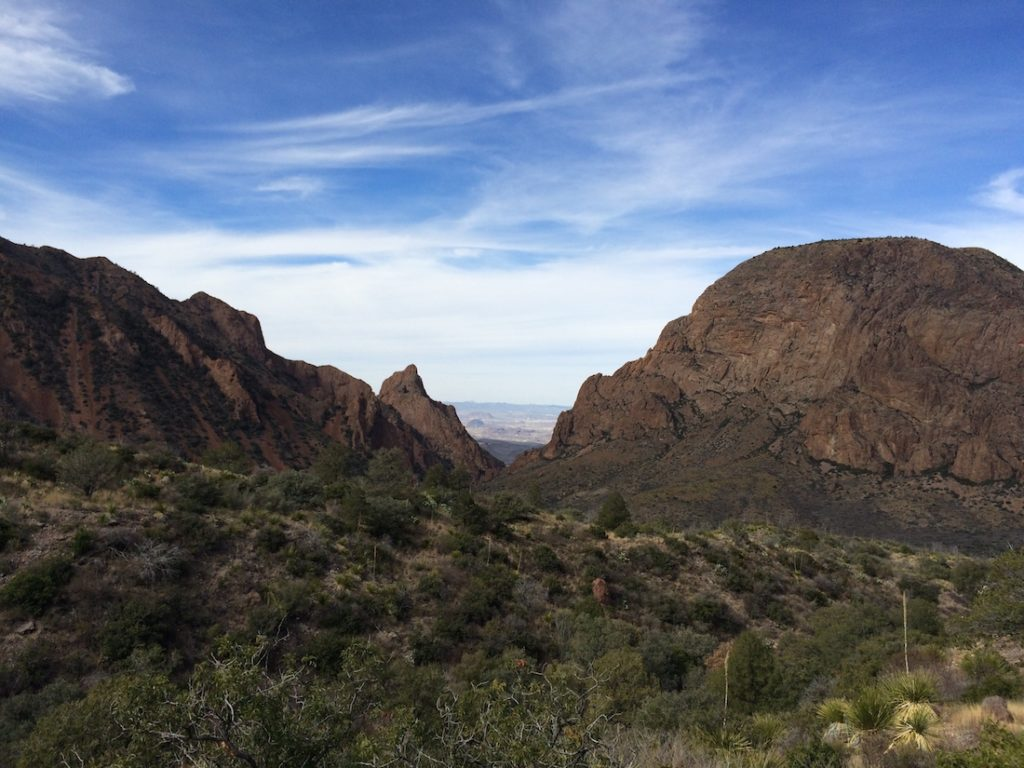 Explore the National Park Service sites like Big Bend with your family.