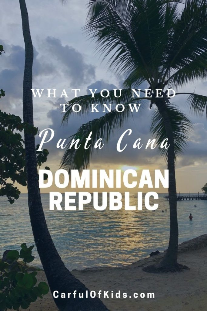 If the blue water of the Caribbean is calling, then head to the Dominican Republic. Here's everything you need to know before visiting DR, like details on the airport, money, cell phone and WiFi coverage, what to eat and where to stay. #Caribbean #DR Dominican Republic