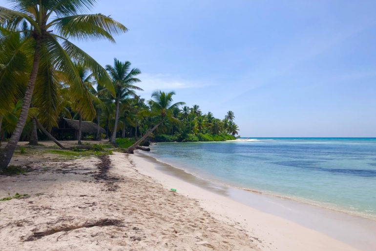 things to do in Punta Cana with kids. Saona Island