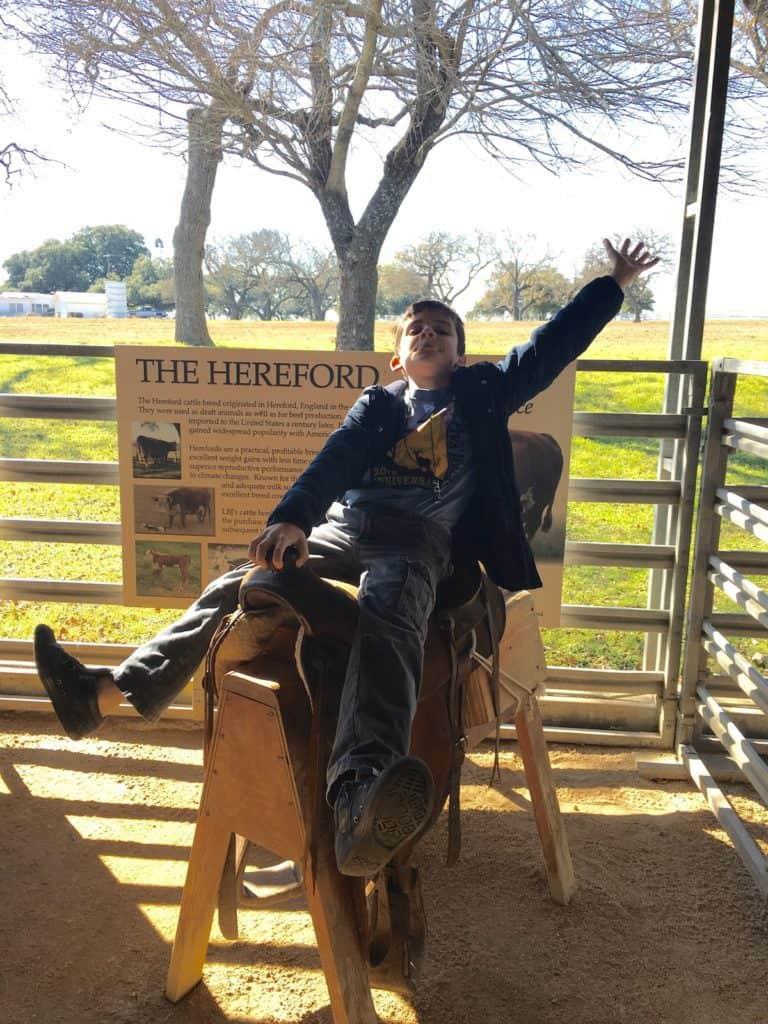 Explore LBJ National Historical Park in Texas.