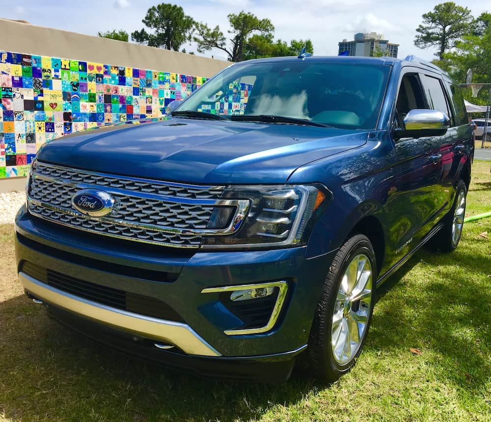 Ford Expediton: Finding A SUV For The Family