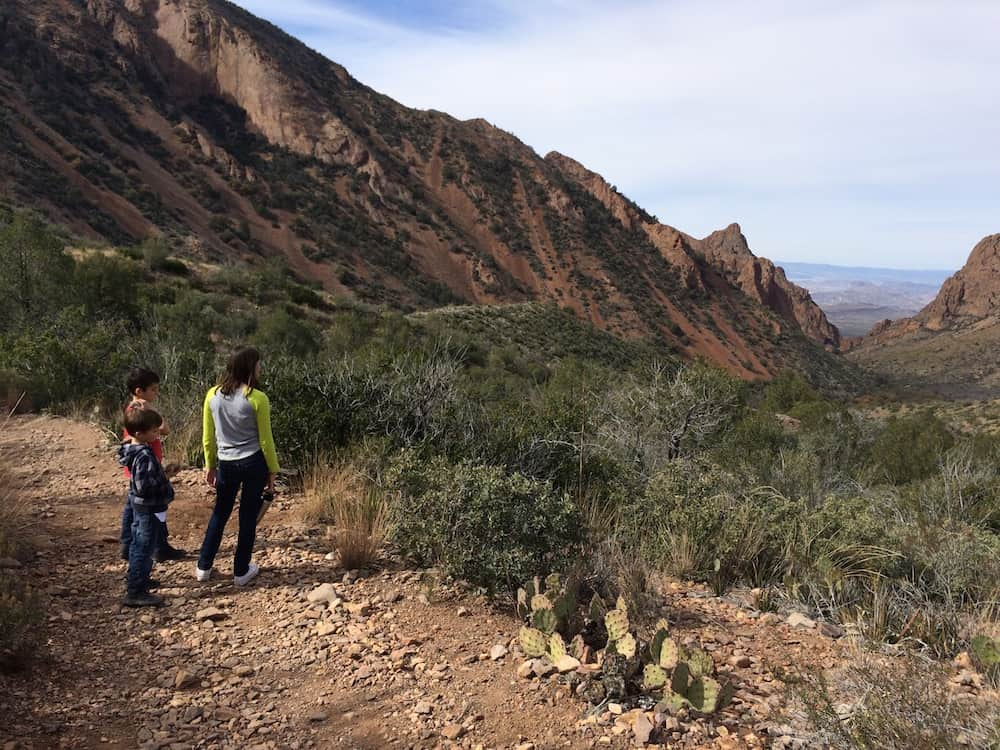 Explore Big Bend National Park is West Texas with your family.