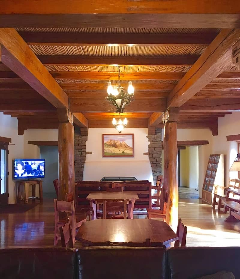 Explore Indian Lodge in Davis, Texas, with kids.