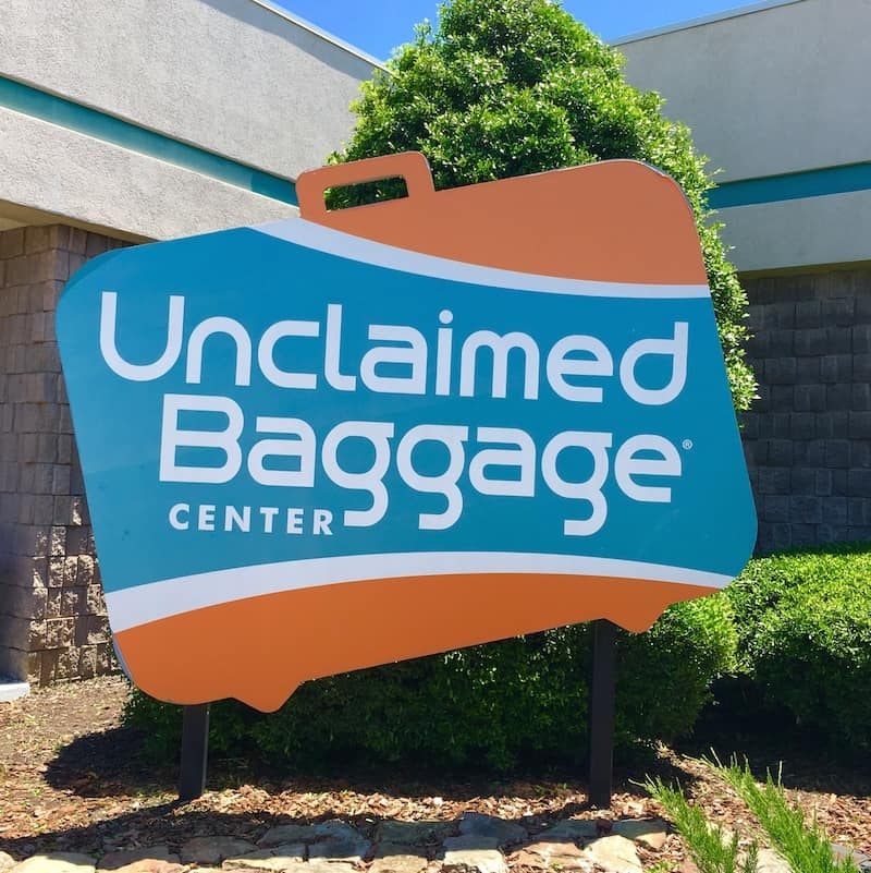The Unclaimed Baggage Center is one of the things to do in Huntsville.