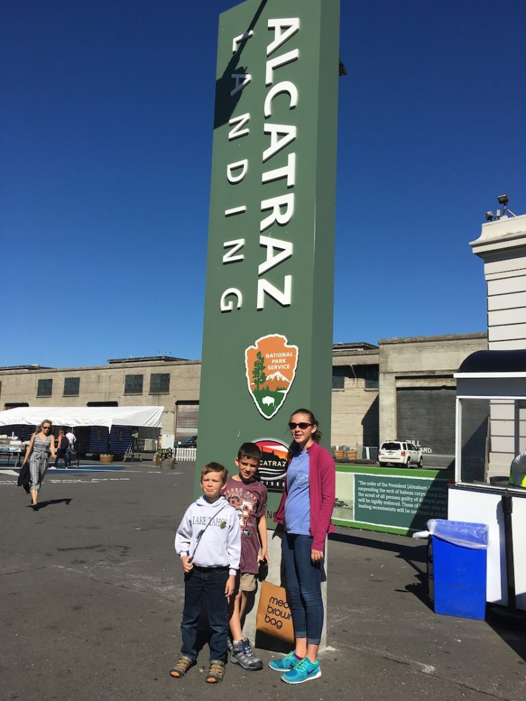 Explore Alcatraz with Kids when you visit San Francisco.