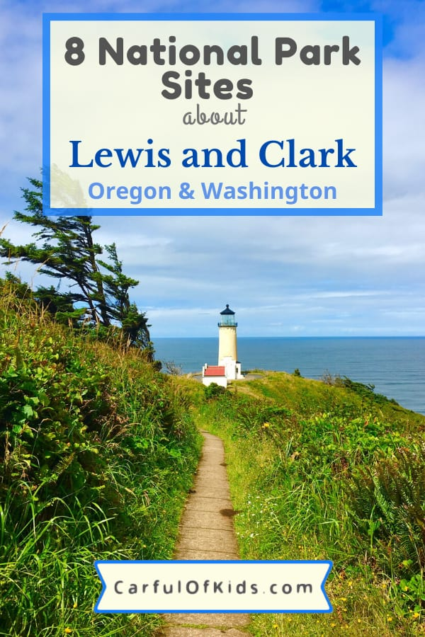 Explore like the legendary explorers Lewis and Clark across the Pacific Northwest and retrace their epic discovery with this family guide. Several National Park sites explain their journey. #NPS #NationalParks #Oregon #Washington Where to learn about Lewis and Clark