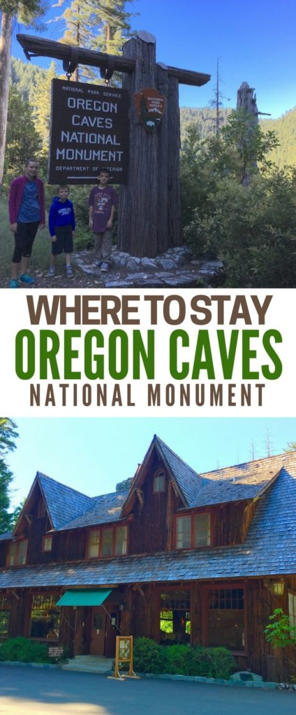 Load up the kids and explore a cave at the Oregon Caves National Monument. After an afternoon of underground explorations, walk across the street to stay at the historic Oregon Caves Chateau.