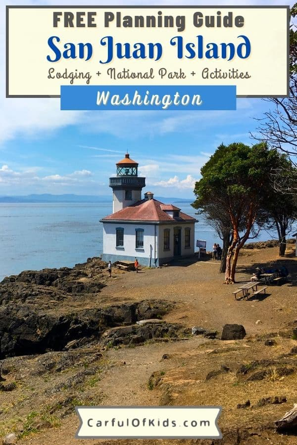 Located in Washington State's Strait of Juan de Fuca, San Juan Island offers a National Park Service site, a charming harbor along with a lighthouse. Get all the details on exploring this island like what to do and where to stay. What to do on San Juan Island   Washington Getaways #Washington