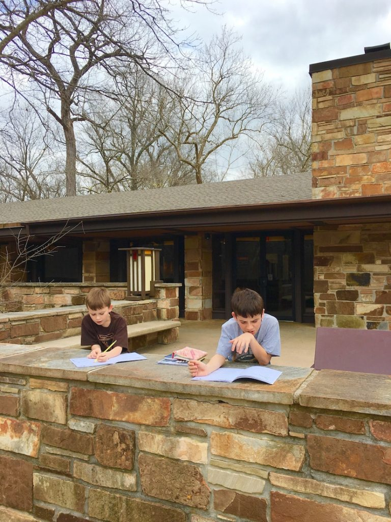 Earn a Junior Ranger badge in Chickasaw National Recreation Area as one of the things to do in Sulphur.