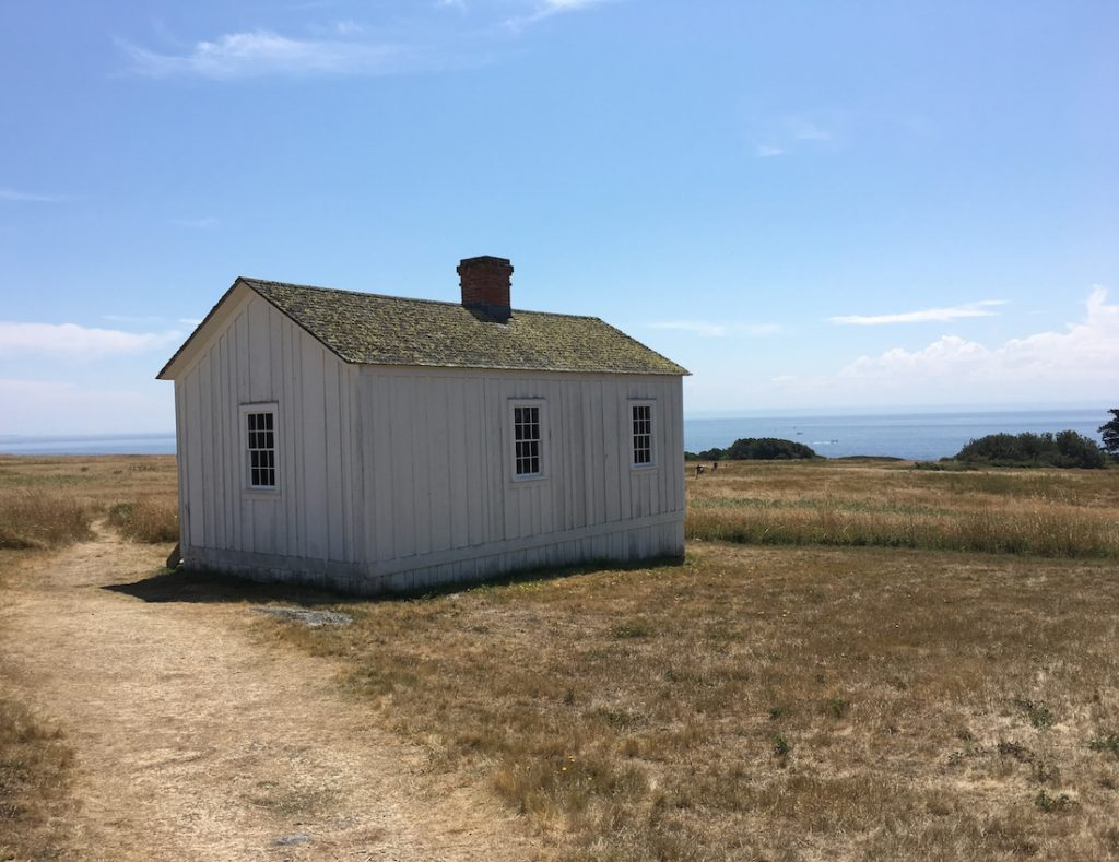 Explore American Camp as one of the things to do on San Juan Island with kids.