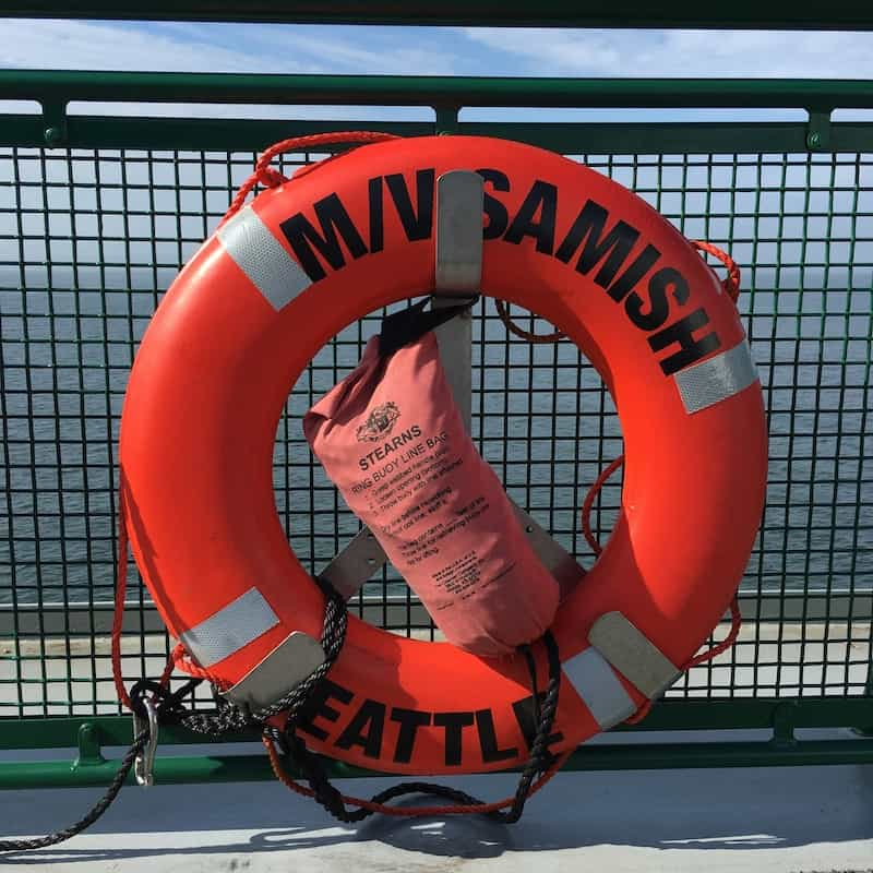 Add the ferry ride to the things to do San Juan Island with kids.