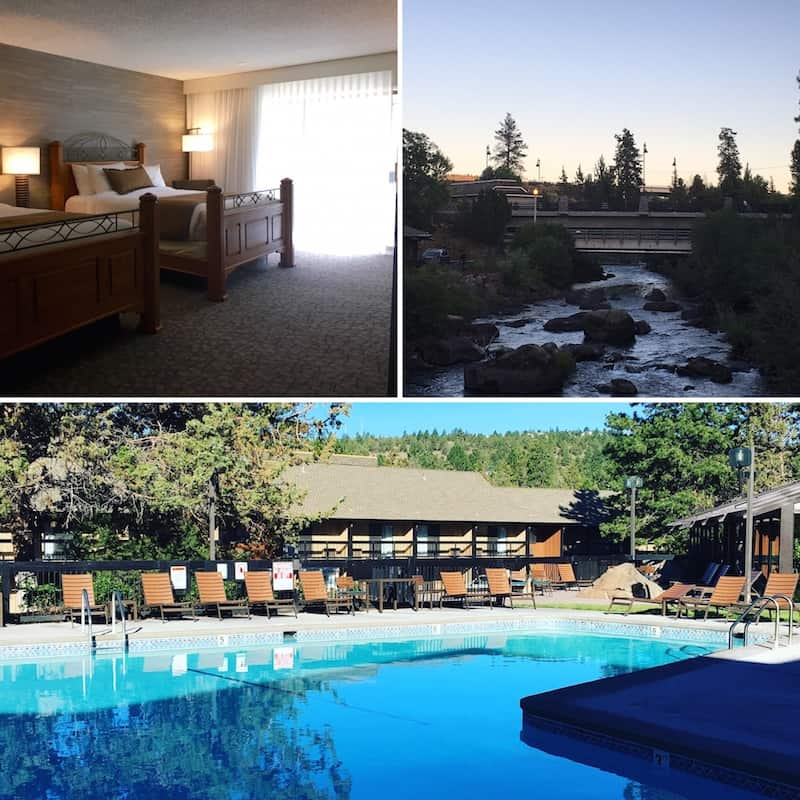 Stay at Riverhouse on the Deschutes