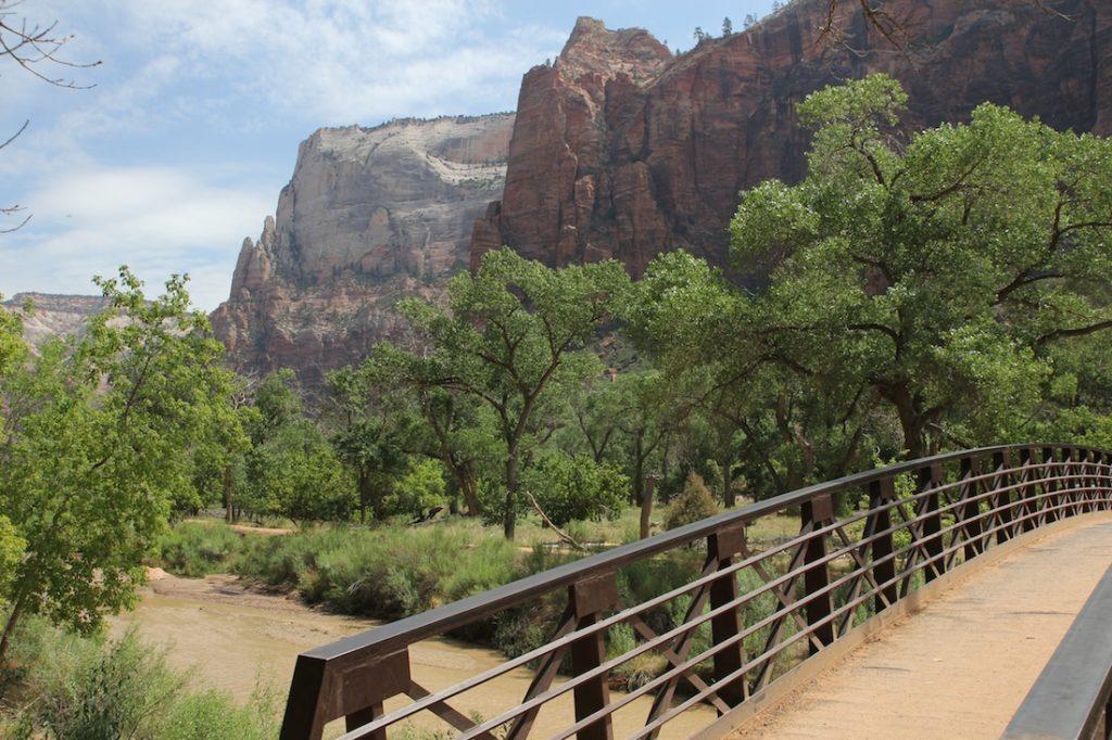 Explore Zion National Park with kids