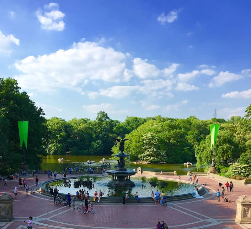 Tour Central Park during your 4 day NYC itinerary.